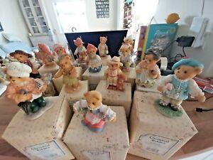 1999 * IRENE * Friendship Series * Cherished Teddies Collectible Bears