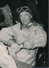 Film L'Odyssée de LINDBERGH c.1955 - Tournage James Stewart Acteur - PR 918