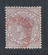 South Africa - Natal QV 1882-89 sg103 Used (wmk Crown CA)