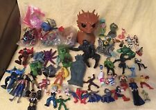 Misc Lot Of Figures Toys Marvel Spawn Stan Lee Smaug Bionicle Bakugan MIB