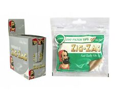 ZIG ZAG SILVER KING SIZE PAPERS MULTI PK 3X12 PACKS + MENTHOL FILTER 250 TIPS