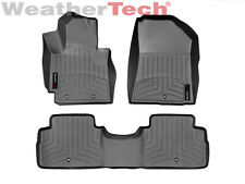 WeatherTech Floor Mats FloorLiner for Kia Soul - 2014-2017 - Black