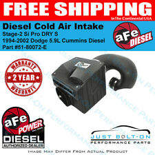 AFE Power Diesel Stage-2 Intake for 94-02 Ram 2500/3500 5.9L 51-80072-E - NEW