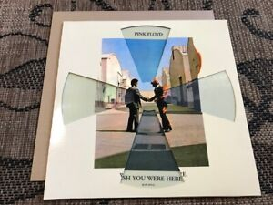 PINK FLOYD WISH YOU WERE HERE LP RARE PICTURE DISC REISSUE 2003 LIMITED EDITION