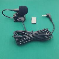 3.5mm Car Radio Stereo Microphone Bluetooth Vehicle External Mic for GPS Audio