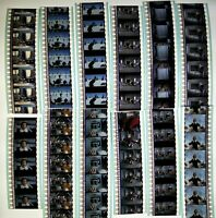 Elf 2003 60 x 35mm Film Cell Cells 12 Strips Movie Cinema Reel Memorabilia A