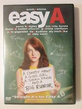 Easy A Emma Stone Amanda Bynes Comedy DVD