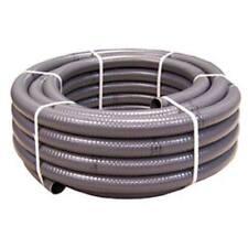 Flexrohr Pool Flexschlauch Flex 63 mm Pipe PVC Rohr 25m Poolflex Klebeschlauch