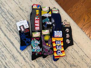 Lot Of Mens Socks NEW 13 Pair