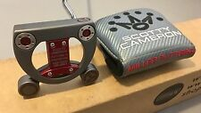 """Scotty Cameron Futura X Prototyp für Tour verwenden nur Circle T 35"""" Putter Golf"""
