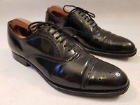Church London Black Leather Brogue Shoes Church Size 80F UK Size 8 F RRP £475