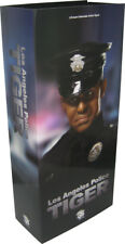 """HOT TOYS / ZC WORLD 1/6 LAPD LOS ANGELES POLICE """" TIGER """" - RARE"""