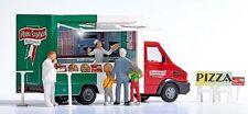 Busch 5424 Pizza-Verkaufswagen mit kompletter Inneneinrichtung