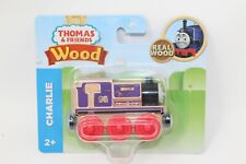 Thomas and Friends Real Wood Toy Train - Charlie