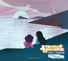 Steven Universe: Art & Origins by Chris McDonnell [Hardcover] NEW