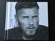 Gary Barlow - Since I Saw You Last - Autographed / Signed UK Deluxe CD