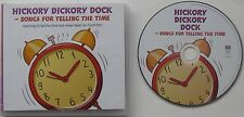 ABC MUSIC...HICKORY DICKORY  DOCK..SONGS FOR TELLING TIME CD