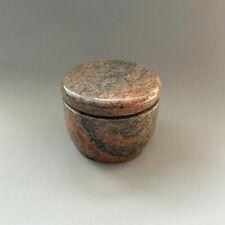 Weihwasserkessel Granit Himalaya Weihwasserbehälter  Grabschmuck Grab