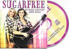SUGARFREE - De wind fluistert jouw naam CDS 2TR (AMY McDONALD COVER VERSION)