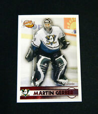 2002-03 Pacific Complete Red Martin Gerber Ducks /100