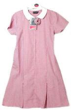 Robes blancs en polyester pour fille de 2 à 16 ans