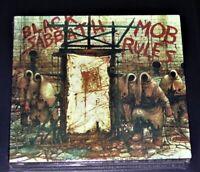 BLACK SABBATH MOB RULES DELUXE EDITION DOPPEL DIGIPAK CD SCHNELLER VERSAND NEU