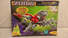 Zoids Series Action Figure Model Kit 1/72 Saicurtis 83157/83028 Hasbro 2002