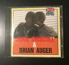Rare Brian Auger Julie Driscoll Roots British Beat CD Psych Prog Rock