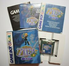 Original CIB The Legend Of Zelda: Oracle Of Ages (Game Boy Color, 2001) mit OVP