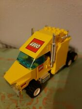 Lego 2148 - Imagination Yellow Truck - 100% Complete w/ Instructions