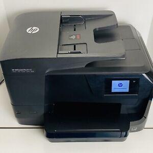 HP OfficeJet Pro 8710 All-in-one Printer - Black