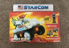 New listing Starcom 1987 Coleco Laser Rat Complete In Box vehicle toy works vintage