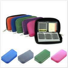 Memory Card Storage Case Holder Bag 22 Slot Micro SD Portable SIM Pouch Handbag