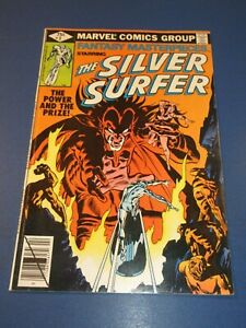 Silver Surfer #3 Reprint Fantasy Masterpieces 1st Mephisto FVF Beauty