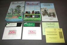 Phantasie floppy disk complete game for ATARI 400 48K RARE BLACK DISKETTE -