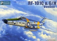 Kitty Hawk 1/48 KH80116 RF-101C&G/H Voodoo