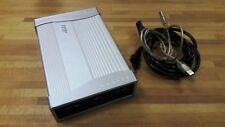 LG model GSA-4167B Lettore masterizzatore CD DVD+R DL 16x + docking station USB