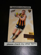 2013 AFL SELECT PRIME CARD NO.114 MAX BAILEY HAWTHORN