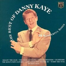 The Best Of Danny Kaye CD (1999)