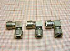 Connector coaxial 50om - silver plated - [SET] [036-21]