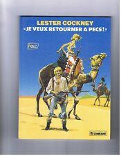 Franz. Cockney Lester 4. Voglio Flip con Pecs. 1985