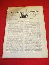 MODEL ENGINEER - July 21 1938 Vol 79 # 1941