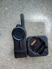 Motorola DLR1060 2 Way Radio Walkie Talkie with charger