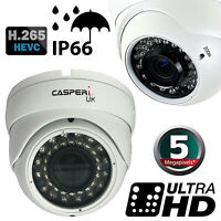 CCTV 5MP Ultra HD 1920P AHD CAMERA 2.8-12MM VARIFOCAL DOME 30M NIGHT VISION IP66