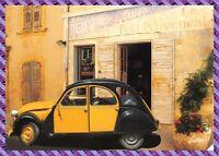 Carte Postale 2 CV Citroën (2)
