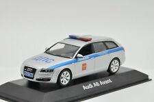 Rare !! Russian Police Audi A6 Avant Minichamps 1/43