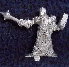 1991 Chaos Champion of Tzeentch Mace & Spellbook Citadel Warhammer Army Hordes
