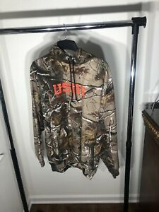 United States Secret Service Camo Russell Outdoors XL