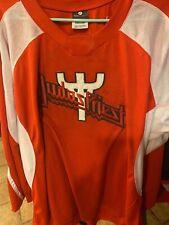 Judas Priest Heavy Metal Hockey Jersey