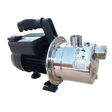 Wasserpumpe 4500 L/Std 1,10 kW 230V Jetpumpe Gartenpumpe Hauswasserwerk Neu